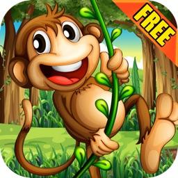 Super Monkey Swing - Jungle Adventure Physics FREE Edition