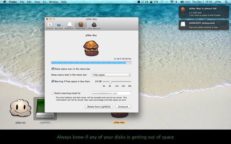 LightDisk Screenshot