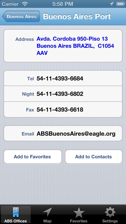 ABS Directory screenshot-1