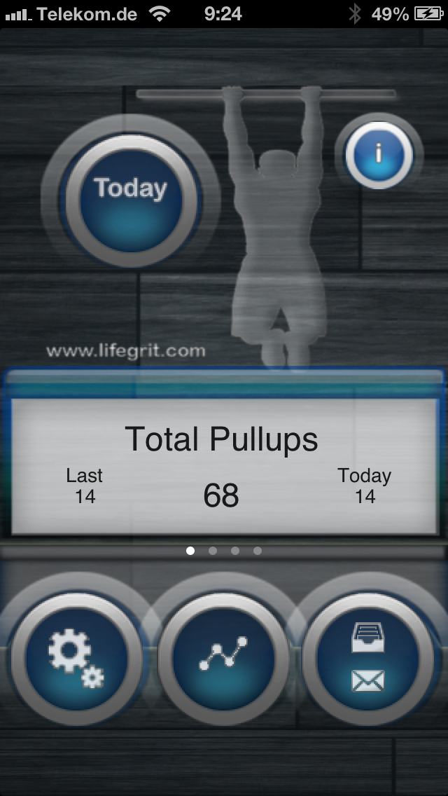 Pullups 20 review screenshots