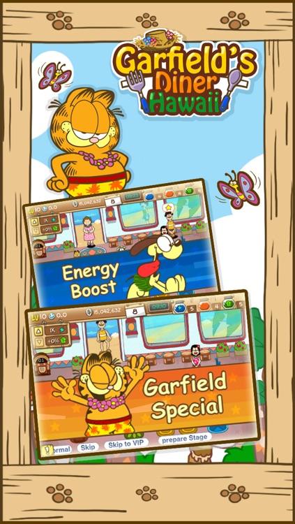La fonda de Garfield Hawái HD