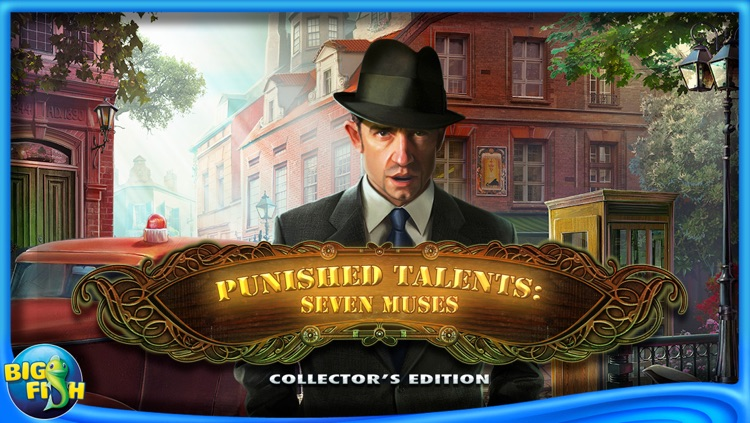 Punished Talents: Seven Muses - A Hidden Objects, Adventure & Mystery Game screenshot-4