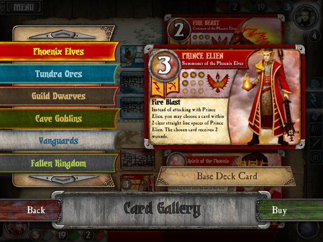 Summoner Wars Screenshot