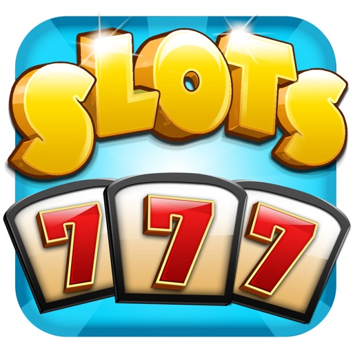 All Lucky Casino Jack-pot Gold 777 Slots - Slot Machine with Bonus Prize-wheel