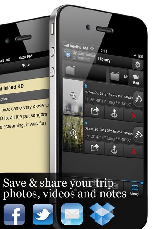 Places GPS+ screenshot-3