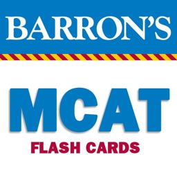 Barron's MCAT Flash Cards / iPhone Edition