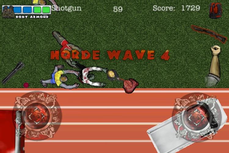 The Zombie Games screenshot-4
