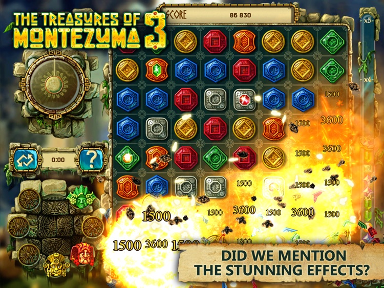 The Treasures of Montezuma 3 HD screenshot-3