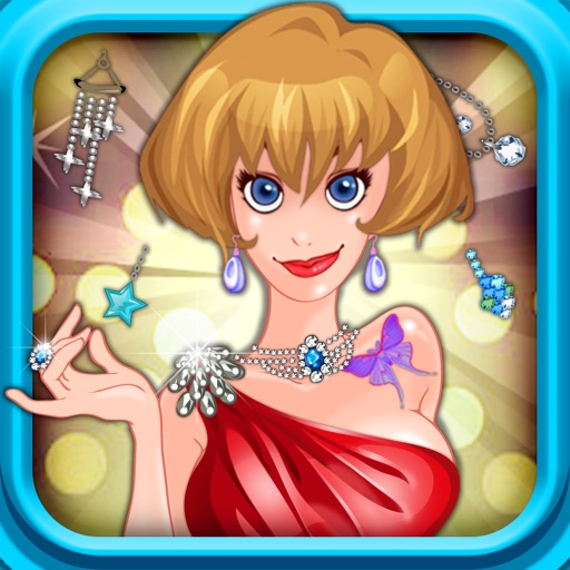 Girls Games-Jewelry Maker icon