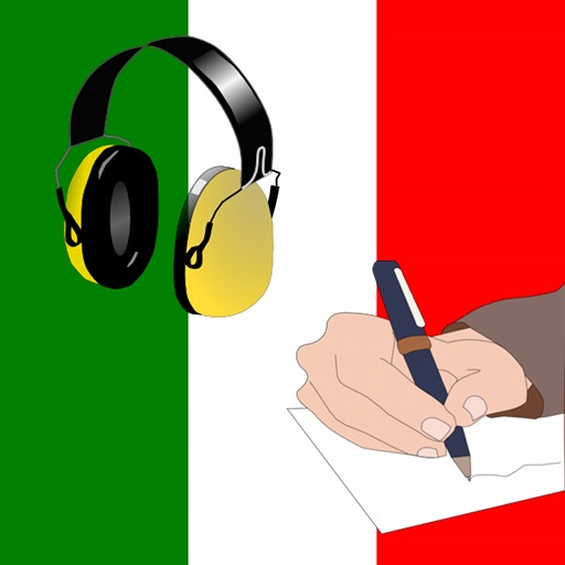 Learn Italian: Listen and Write