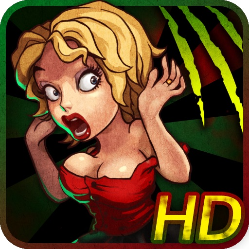Girl vs Zombies HD