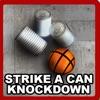 Strike a Can Knockdown