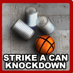 Strike a Can Knockdown