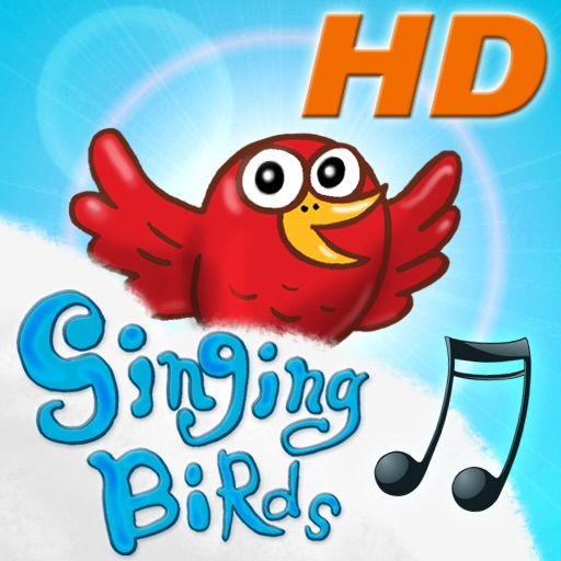 SingingBirds HD icon
