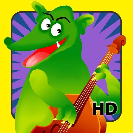 עברית לילדים  - HD תזמורת מפלצות הקצב
