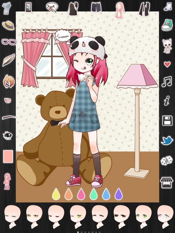 Chibi Me Dress Up screenshot-3