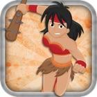 Bataille Blitz fille pour échapper aux dieux Fire Island - Jeu GRATUIT! icon