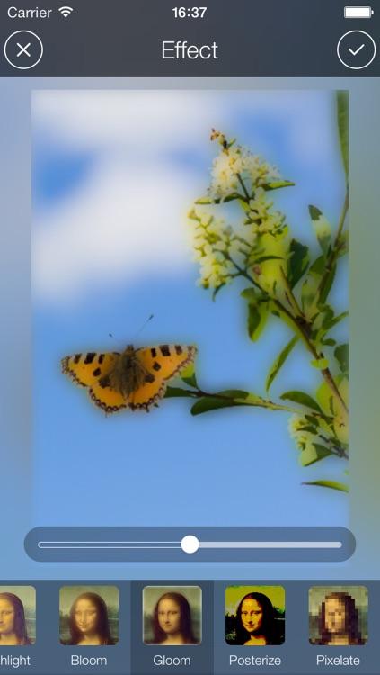 Picoli - easy photo and image editor
