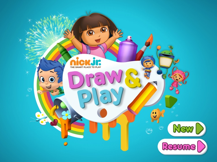 Nick Jr. Draw & Play HD