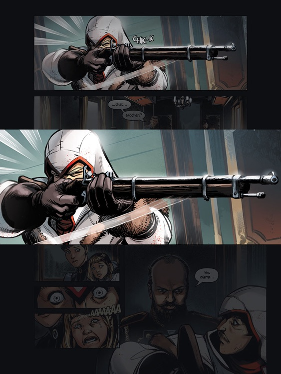 Assassin's Creed Comics screenshot-3