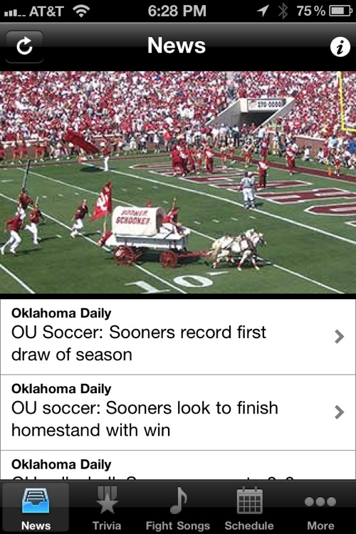 Oklahoma Sooners Football Trivia and More