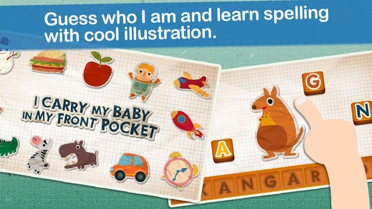 PICKnSPELL for kids