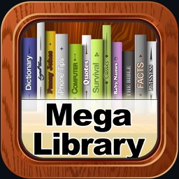 Mega Library - 40,000 Books, 4700 Audio Books!