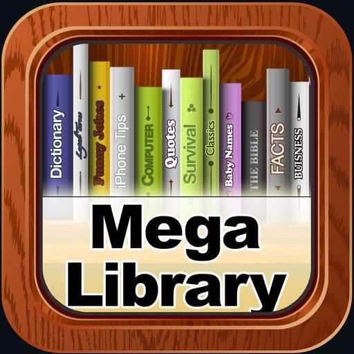 Mega Library - 40,000 Books, 4700 Audio Books!