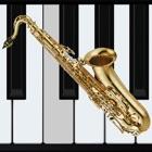 简单的萨克斯钢琴 icon