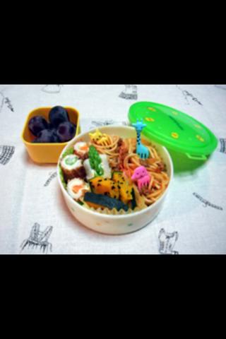 お弁当レシピ ScreenShot0