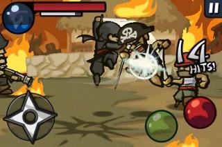 OMG Pirates! Screenshot on iOS