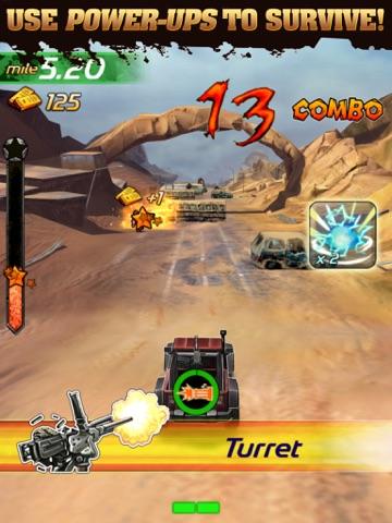 Скачать игру Mutant Roadkill