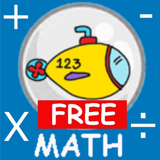 Submarine Math HD Lite