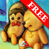 Pookie and Tushka Find a Little Piano - Educational Children's Storybook HD - FREE