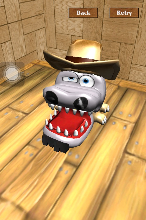 Crocodile Dentist 3D Free screenshot-4