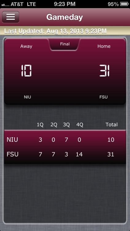 Florida State Football Live screenshot-4
