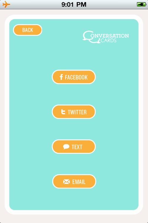Conversation Cards screenshot-3