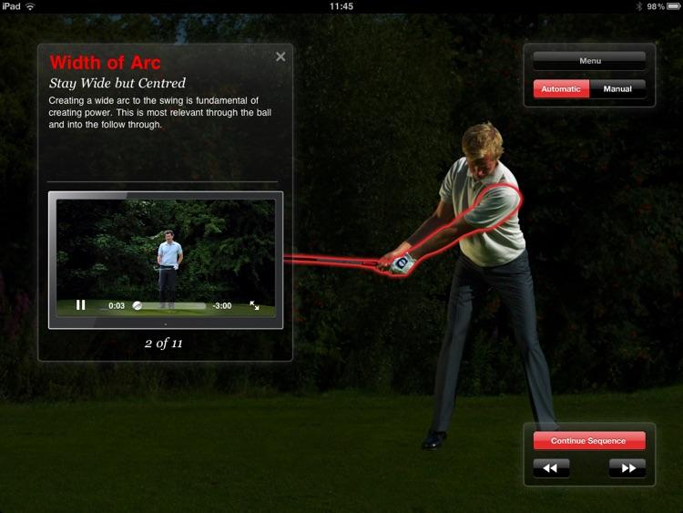 Golf Coach Power for iPad