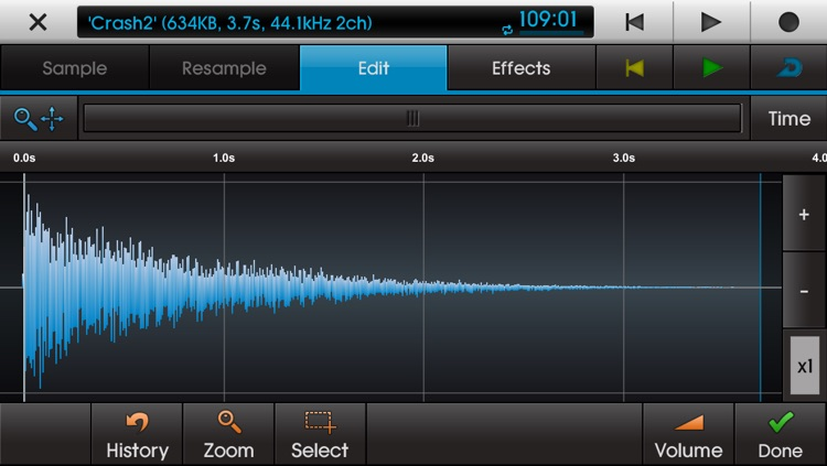NanoStudio screenshot-4