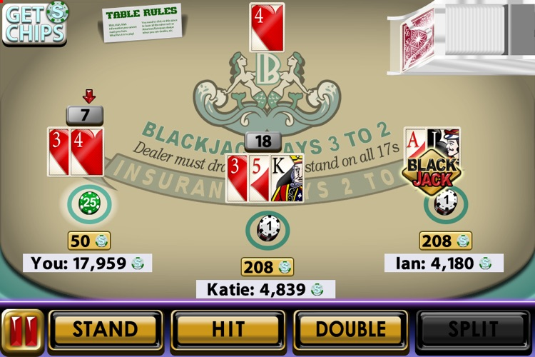Big Win Blackjack™ screenshot-2