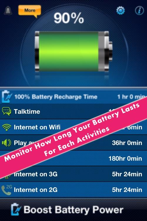 Battery Saver Magic screenshot-4