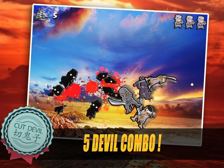 Cut Devil HD screenshot-3