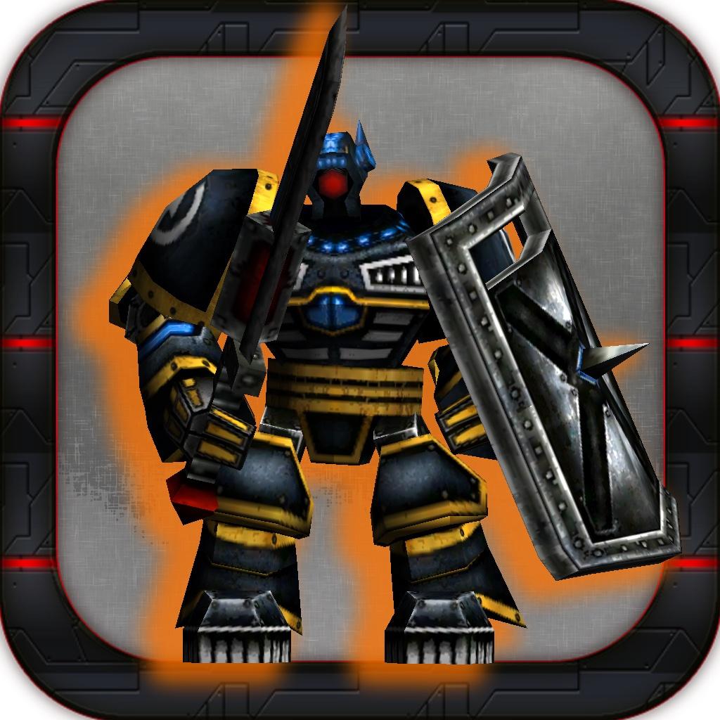 Gladiator Robot Mech Builder 3D Free - Customize and Battle