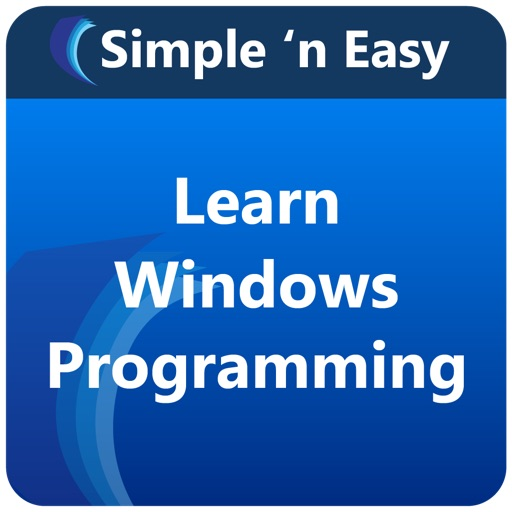 Learn Windows Programming by WAGmob