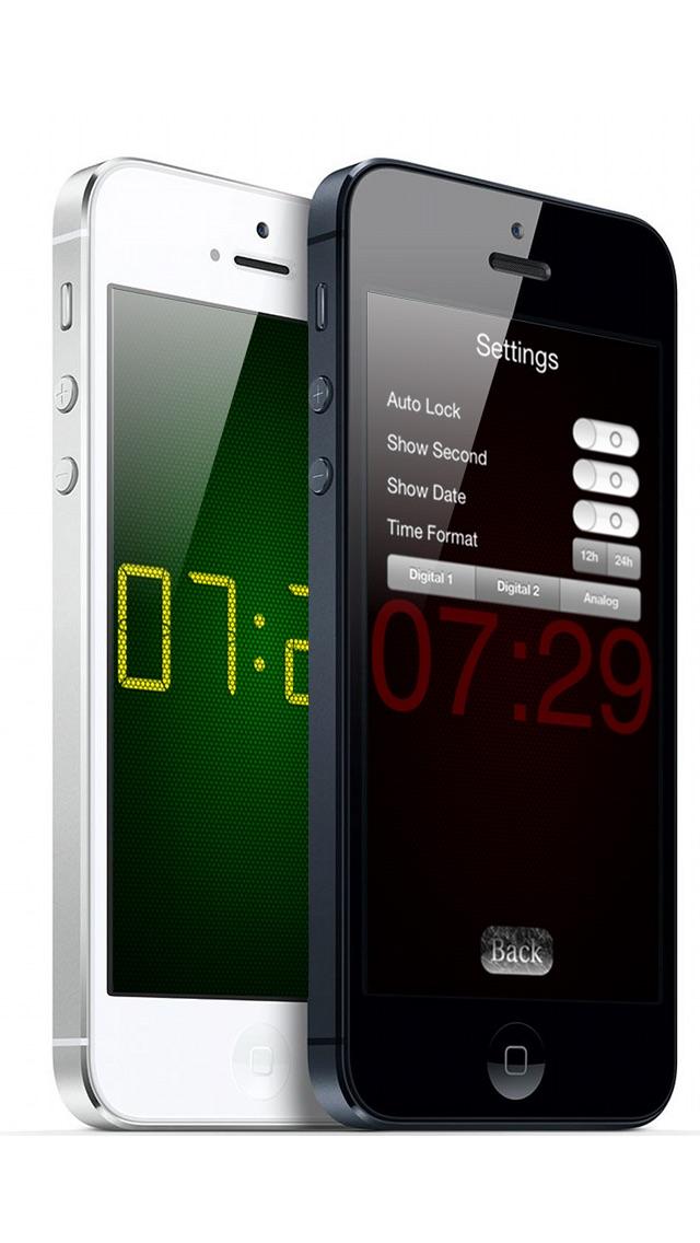 Tlcharger ScreenClockHD Pour IPhone IPad Sur LApp