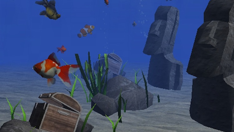my Fish 3D Virtual Aquarium (Silver Edition) FREE screenshot-3