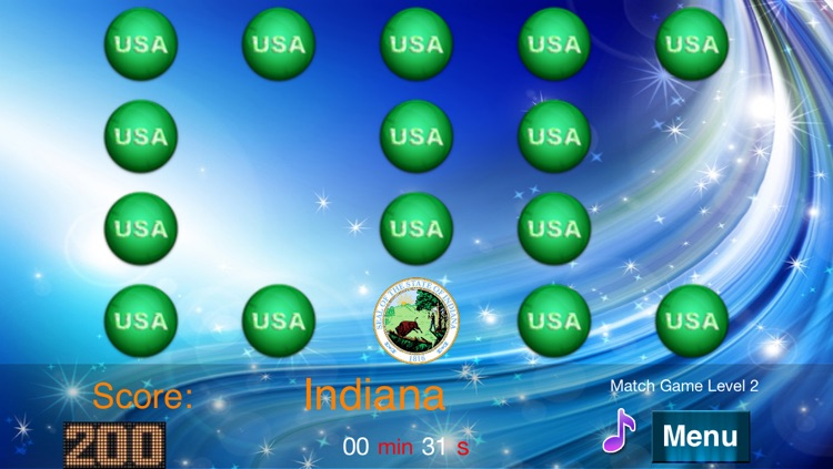 Master USA State Seals screenshot-1