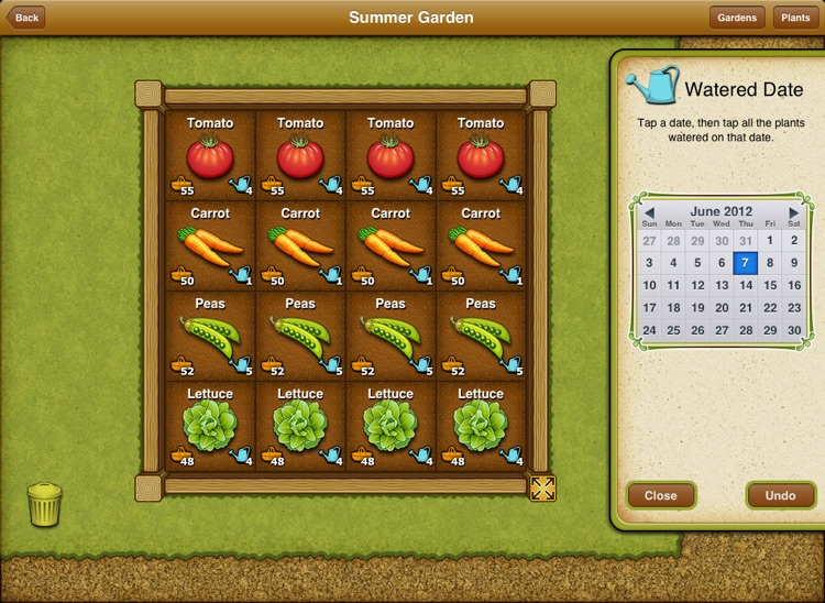 Greenthumb Garden Planner screenshot-3