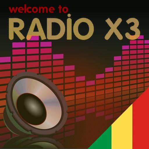 X3 DR Congo Radios - Les Radios de la RD Congo