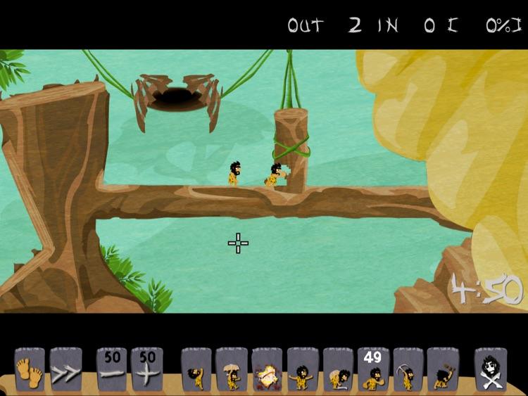 Caveman HD Lite screenshot-3